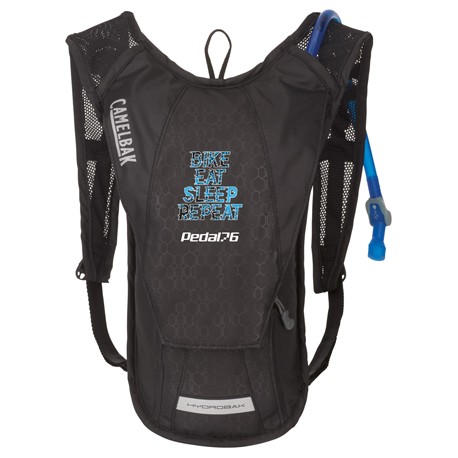 imprinted hydration pack