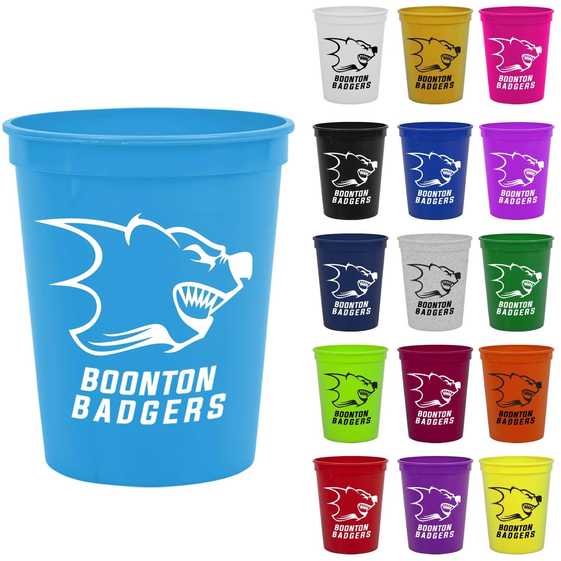 promo stadium cups