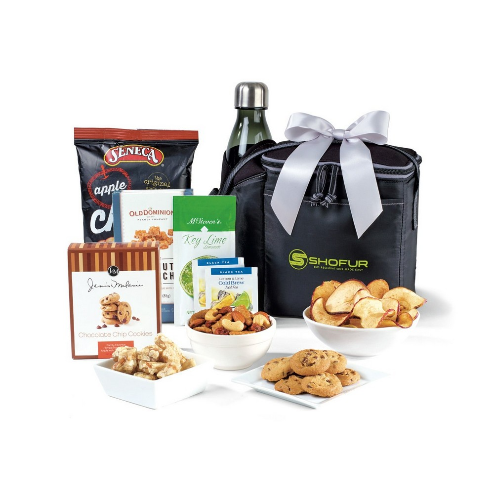 Ready-To-Go Promotional Snack Kits