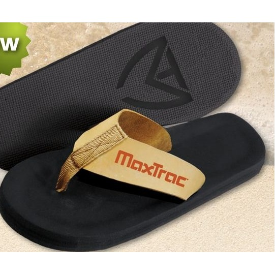 Let Your Customers be Comfortable and Trendy with these Custom BrandGear™ Deluxe Big Sur™ Flip Flops