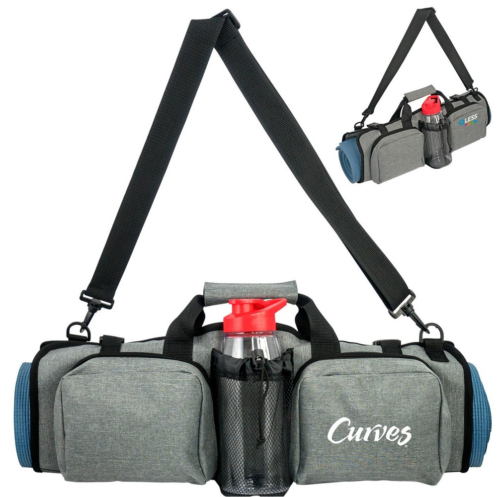 Keep your Customers Yoga Equipment in Check with this Custom Ridge Yoga Bag