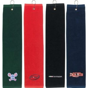 Golf Towel with Logo