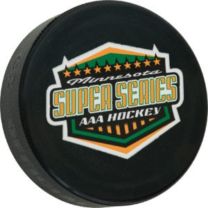 Promotional Hockey Puck