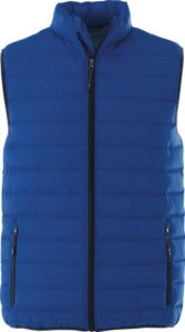 Men's Insulated Vest with Logo